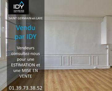 A vendre  Saint Germain En Laye | Réf 780115414 - Immobilière des yvelines