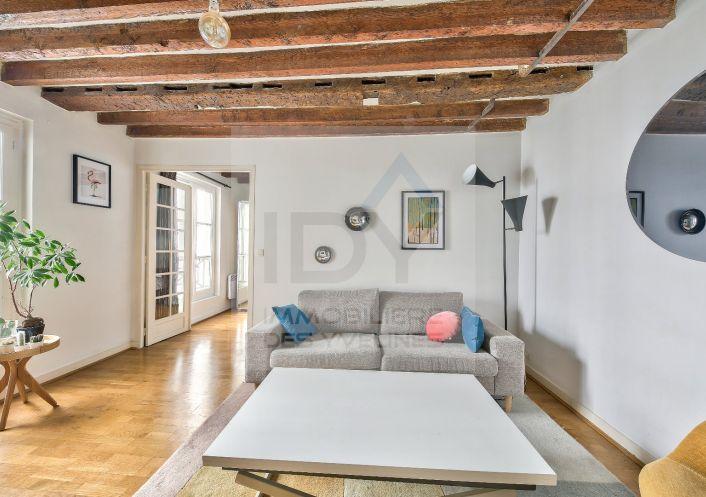 A vendre Appartement Paris 2eme Arrondissement | Réf 780115494 - Immobilière des yvelines