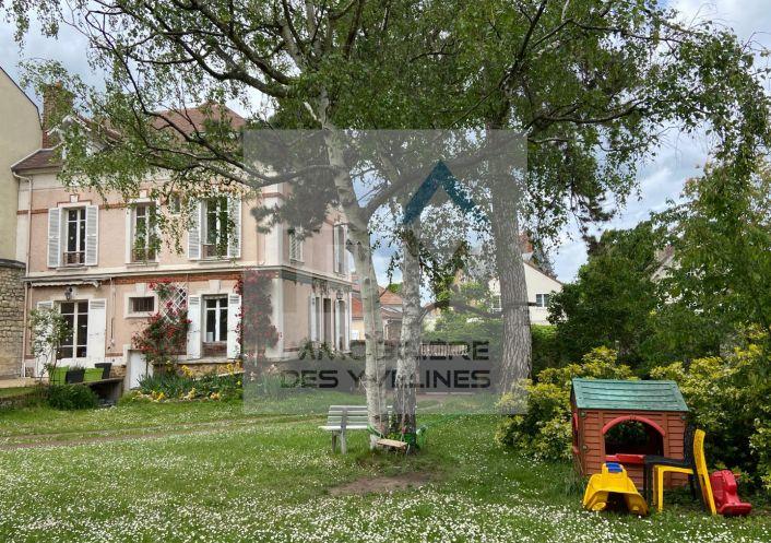 A vendre Maison Saint Germain En Laye   Réf 780115539 - Immobilière des yvelines