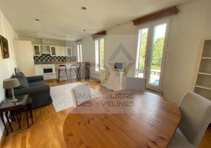 A vendre Appartement Le Vesinet   Réf 780115628 - Immobilière des yvelines