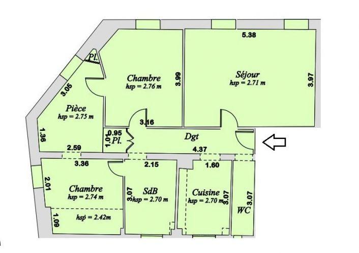 A vendre Appartement Le Pecq | Réf 780145415 - Immobilière des yvelines