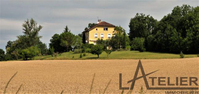 A vendre Maison individuelle Caussade | Réf 78023107 - L'atelier immobilier