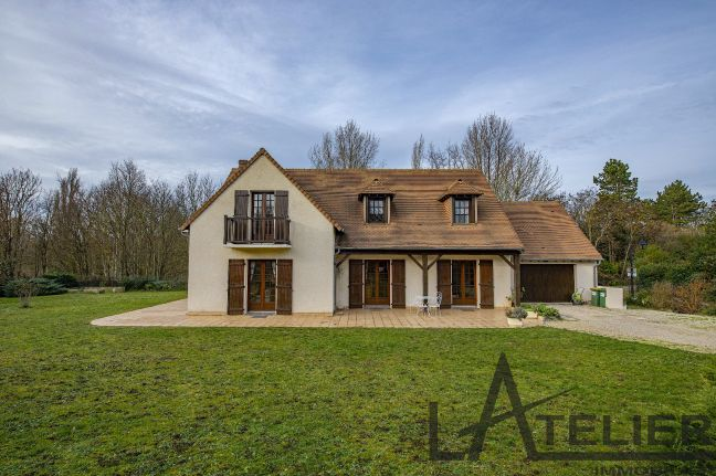 A vendre Maison Feucherolles | Réf 78023154 - L'atelier immobilier