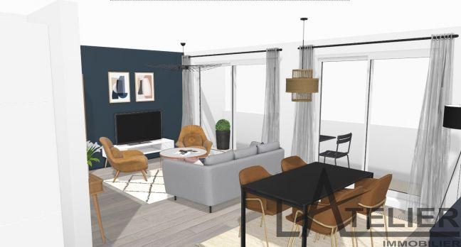 A vendre Appartement en résidence Mareil Marly | Réf 78023177 - L'atelier immobilier