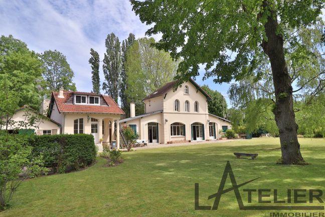 A vendre Maison Bougival | Réf 78023183 - L'atelier immobilier