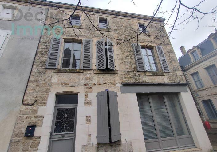 A vendre Maison Celles Sur Belle   Réf 1700614272 - Déclic immo 17