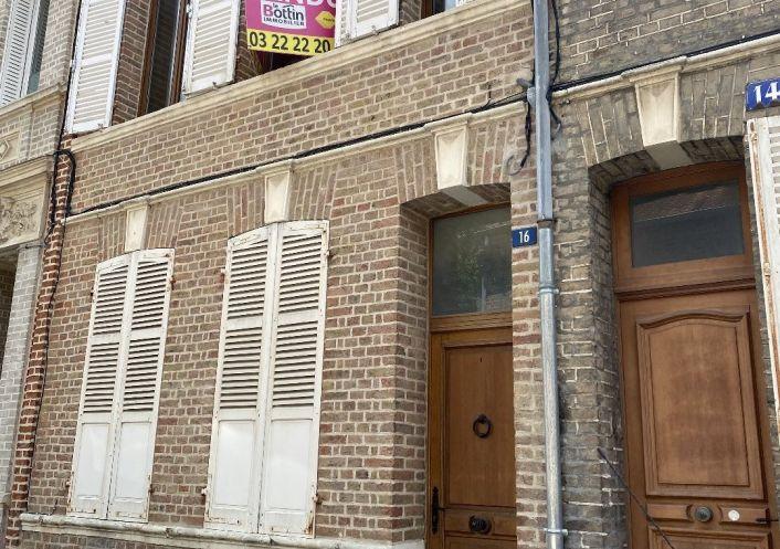 A vendre Maison Amiens | R�f 800022889 - Le bottin immobilier