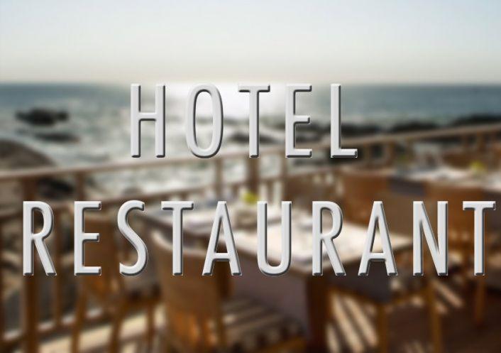 A vendre H�tel   restaurant Saint Valery Sur Somme | R�f 800031087 - Cabinet albert 1er