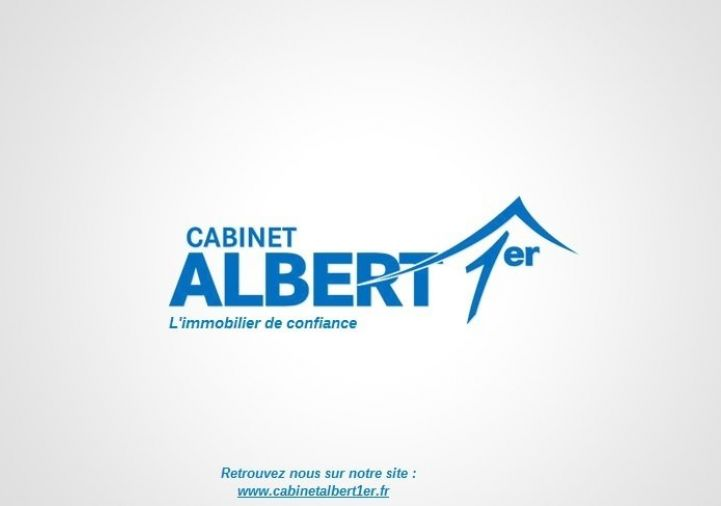 A vendre Amiens 80003659 Cabinet albert 1er