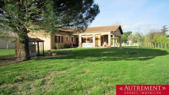 Vente maison saint sulpice la pointe midi pyr n es tarn 81370 n 810073390 autrement conseil - Autrement maison ...