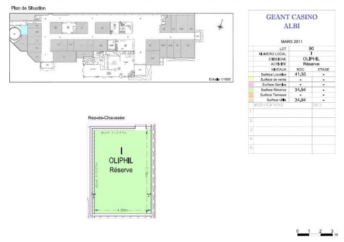 A louer Albi 810145704 Abc immobilier