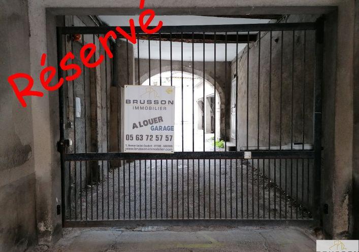 A louer Garage Castres   Réf 810192333 - Brusson immobilier