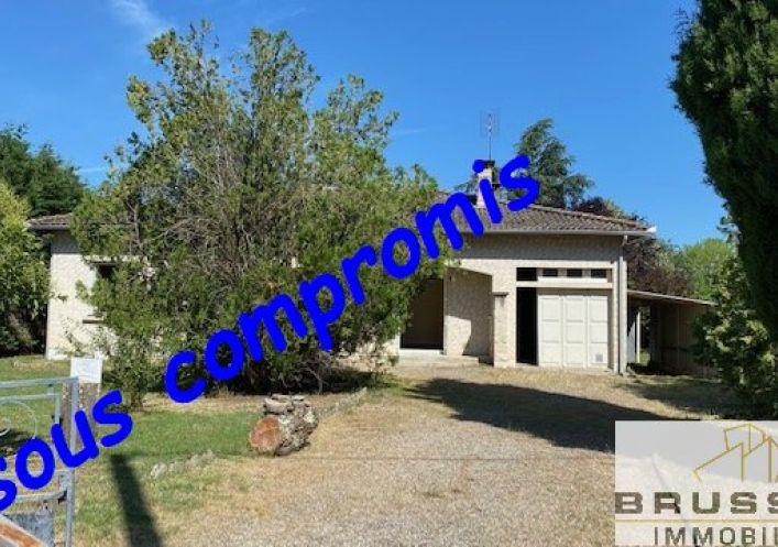 A vendre Maison individuelle Semalens   Réf 810193424 - Brusson immobilier