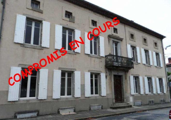 A vendre Maison Mazamet   R�f 81020198 - Reberga immobilier