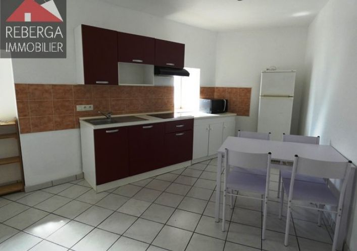 A louer Appartement Mazamet   R�f 810202961 - Reberga immobilier