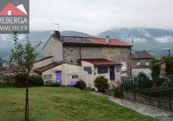 A vendre Maison Saint Amans Valtoret   R�f 810203296 - Reberga immobilier