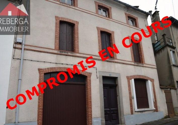 A vendre Mazamet 810203381 Reberga immobilier