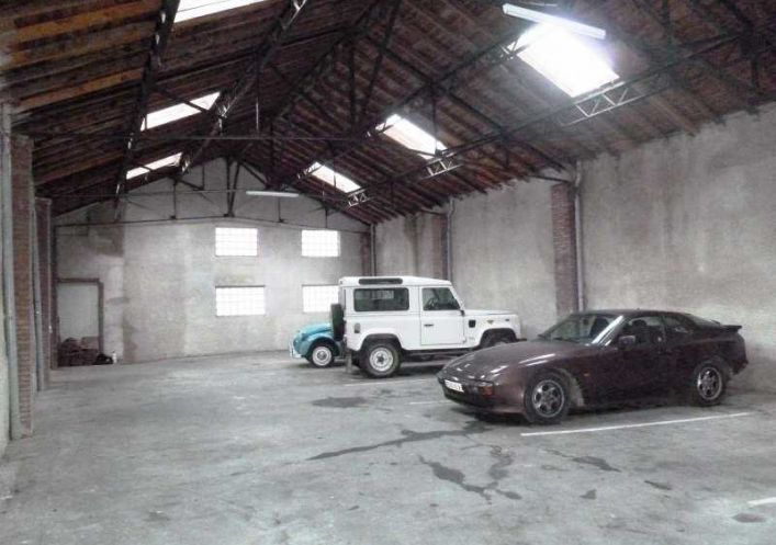 A vendre Garage Mazamet | R�f 81020359 - Reberga immobilier