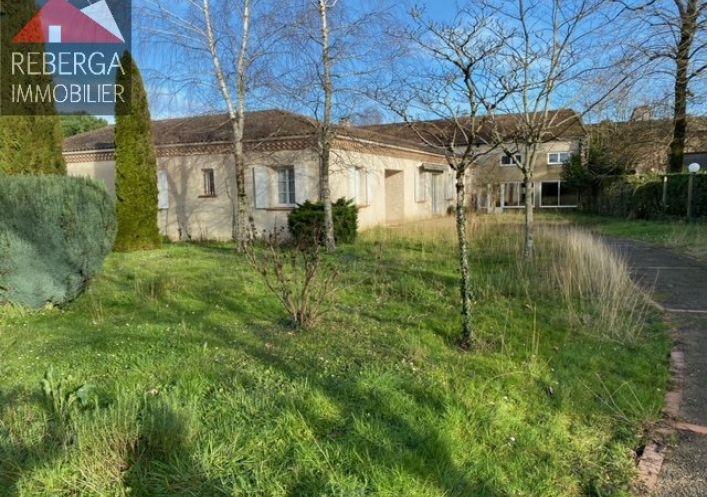 A vendre Villa Mazamet | Réf 81020362 - Reberga immobilier