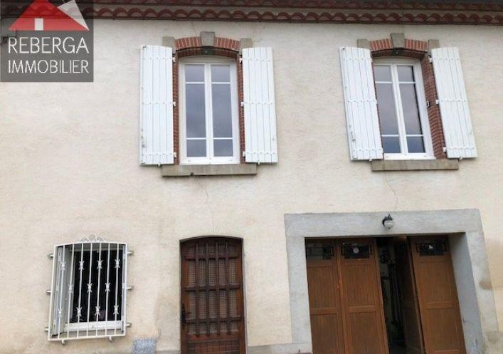 A vendre Saint Amans Valtoret 810203686 Reberga immobilier