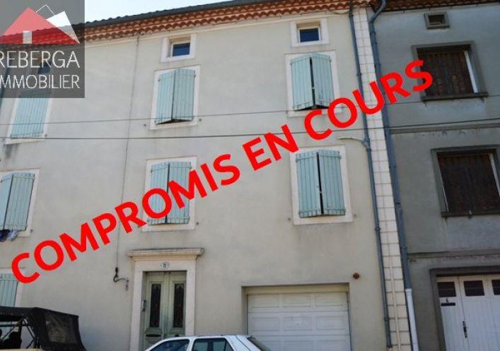 A vendre Immeuble de rapport Mazamet | Réf 810203745 - Reberga immobilier