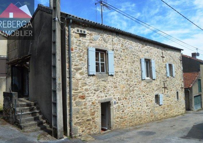 A vendre Maison de village Mazamet | Réf 810203773 - Reberga immobilier