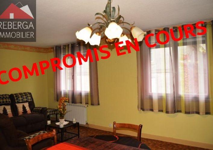 A vendre Maison de ville Mazamet   Réf 810203818 - Reberga immobilier