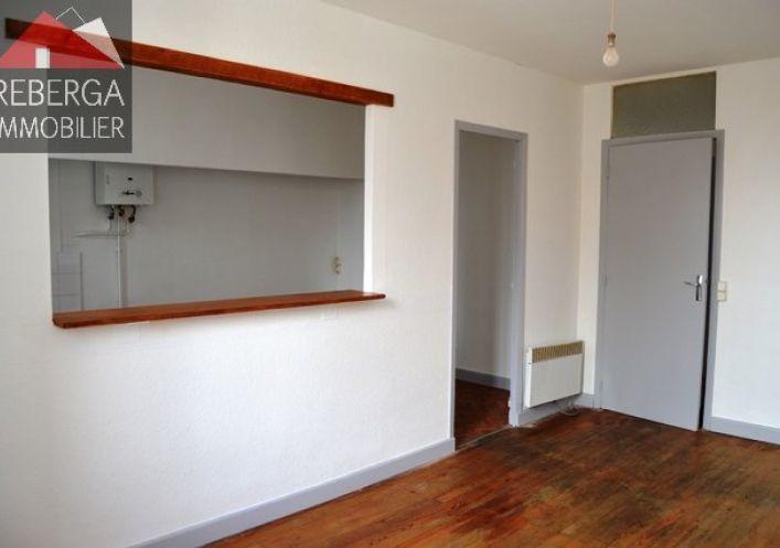A louer Appartement Mazamet   R�f 810203959 - Reberga immobilier