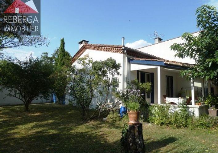 A vendre Maison Aussillon | R�f 810203990 - Reberga immobilier