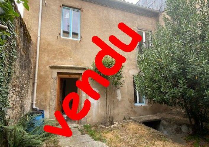 A vendre Maison Mazamet | R�f 810204014 - Reberga immobilier