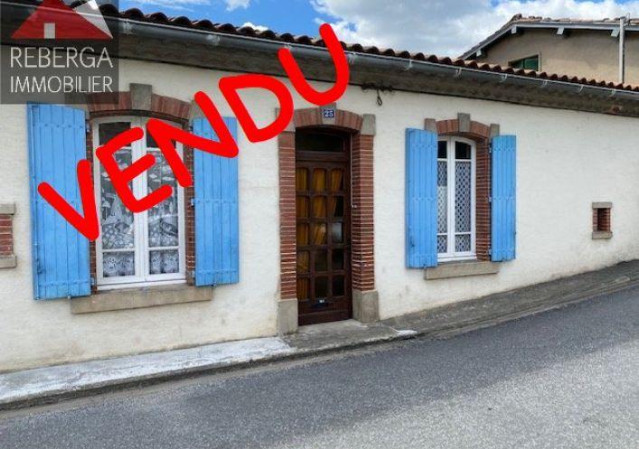 A vendre Saint Amans Valtoret 810204026 Reberga immobilier
