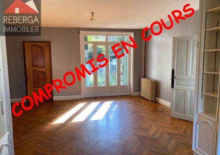 A vendre Maison Mazamet   Réf 810204055 - Reberga immobilier