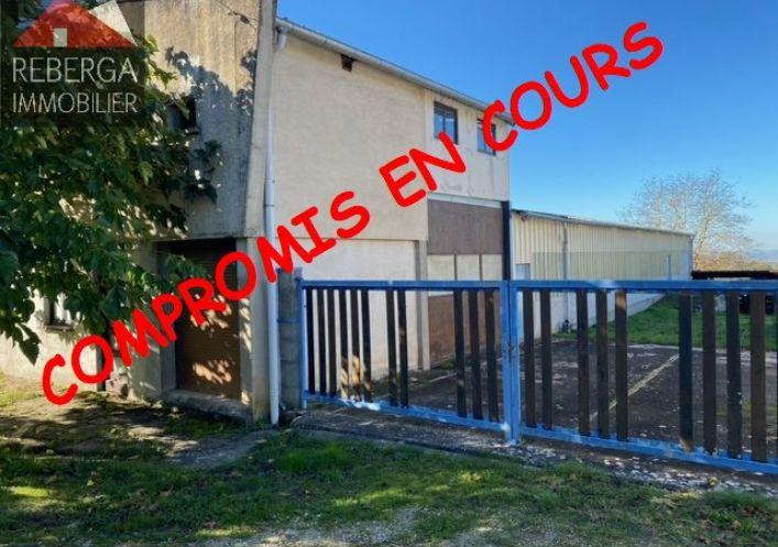 A vendre Aiguefonde 810204060 Reberga immobilier