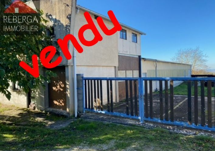 A vendre Atelier Aiguefonde   R�f 810204060 - Reberga immobilier
