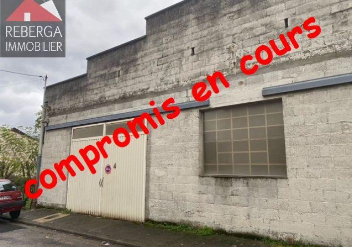 A vendre Atelier Mazamet | Réf 810204067 - Reberga immobilier