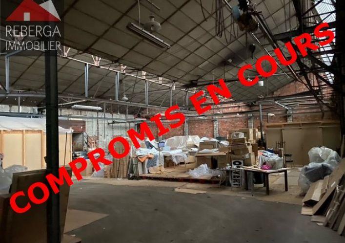 A vendre Hangar Aussillon | R�f 810204076 - Reberga immobilier