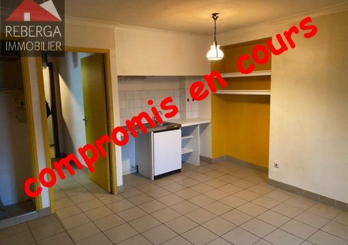 A vendre Studio Mazamet | Réf 810204096 - Reberga immobilier