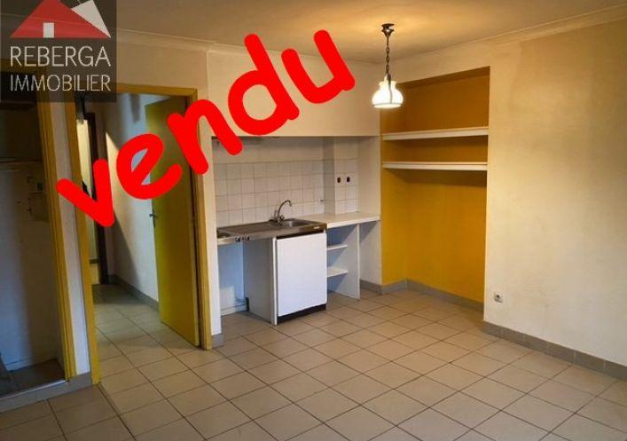 A vendre Studio Mazamet | R�f 810204096 - Reberga immobilier