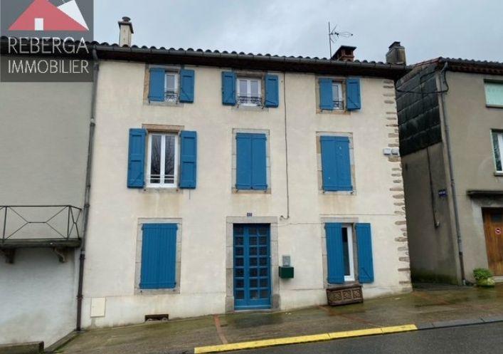 A louer Maison Saint Amans Valtoret | Réf 810204115 - Reberga immobilier