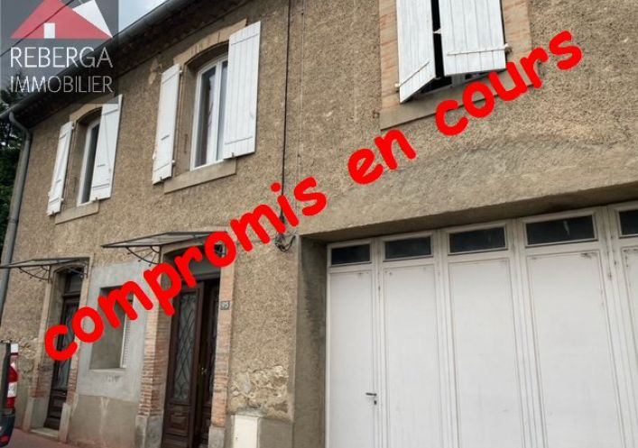 A vendre Maison Mazamet   R�f 810204154 - Reberga immobilier
