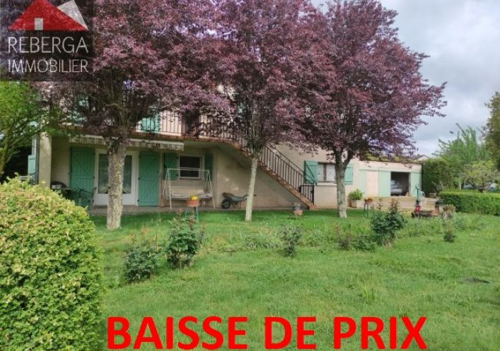 A vendre Maison individuelle Saint Germain Des Pres | R�f 810204170 - Reberga immobilier
