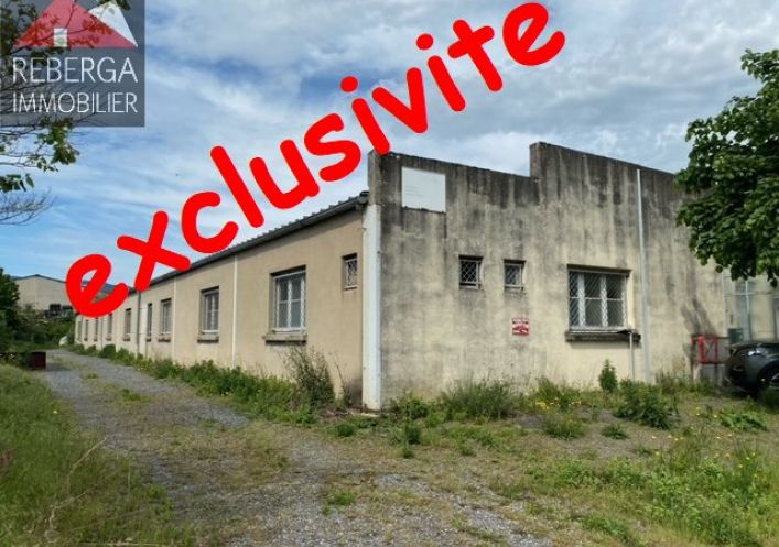 A vendre Atelier Mazamet   R�f 810204184 - Reberga immobilier
