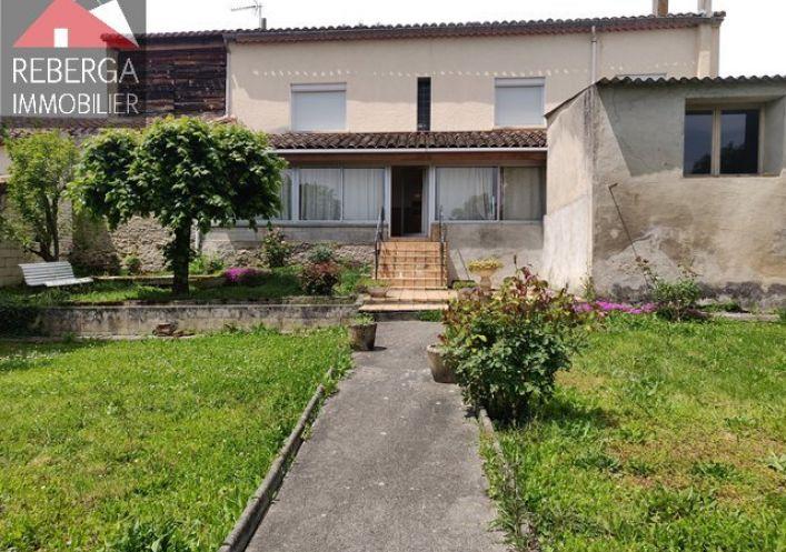 A louer Maison Viviers Les Montagnes   R�f 810204190 - Reberga immobilier