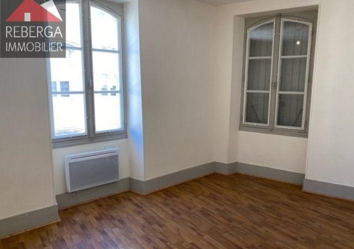 A louer Appartement Mazamet   R�f 810204192 - Reberga immobilier