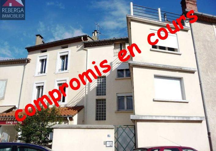 A vendre Immeuble de rapport Mazamet | R�f 8102086 - Reberga immobilier