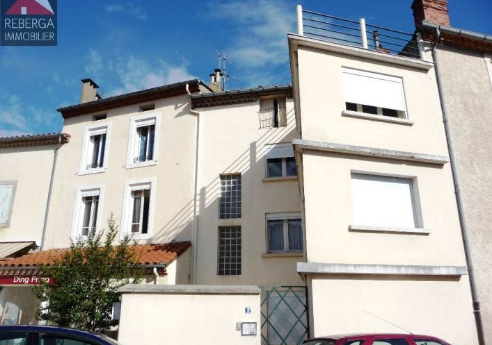 A vendre Immeuble de rapport Mazamet | Réf 8102086 - Reberga immobilier