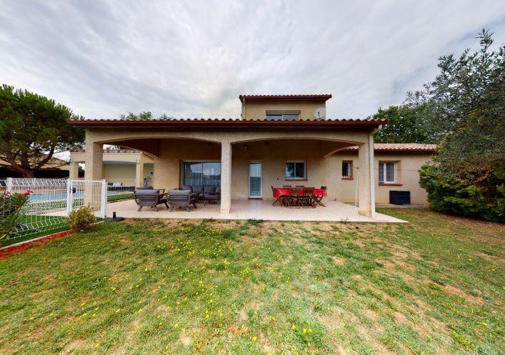 A vendre Maison Lavaur | Réf 8102910176 - Agence de montrabé