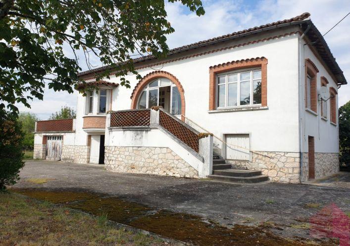 A vendre Maison Lavaur | Réf 8102910314 - Agence de montrabé