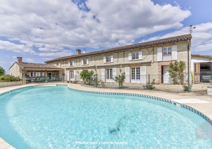A vendre Maison Puylaurens | Réf 8102910350 - Agence de montrabé