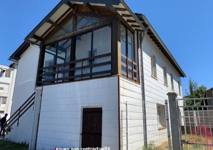 A vendre Maison Lacaune | Réf 810309813 - Agence de montrabé